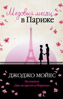 роман Медовый месяц в Париже