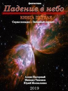 книга Падение в небо